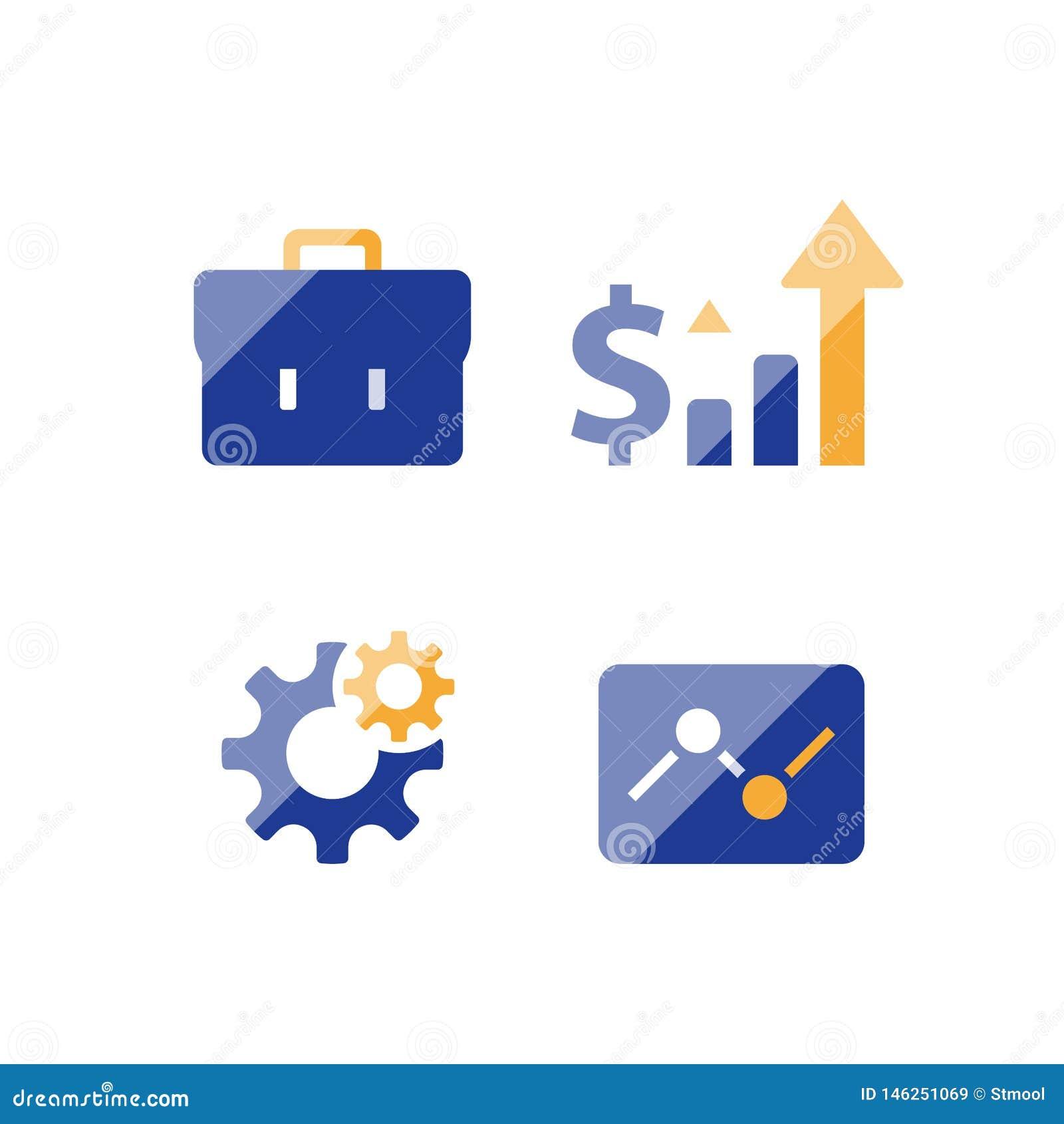 事业企业成长战略,投资基金性能报告,有活力的市场数据逻辑分析方法,经济风险评估