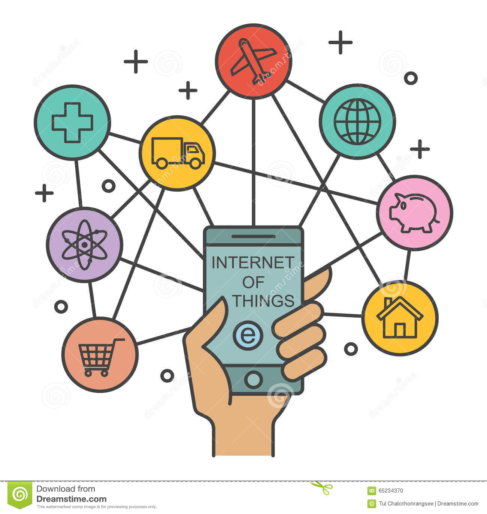 事互联网,技术概念,传染媒介概述设计.图片