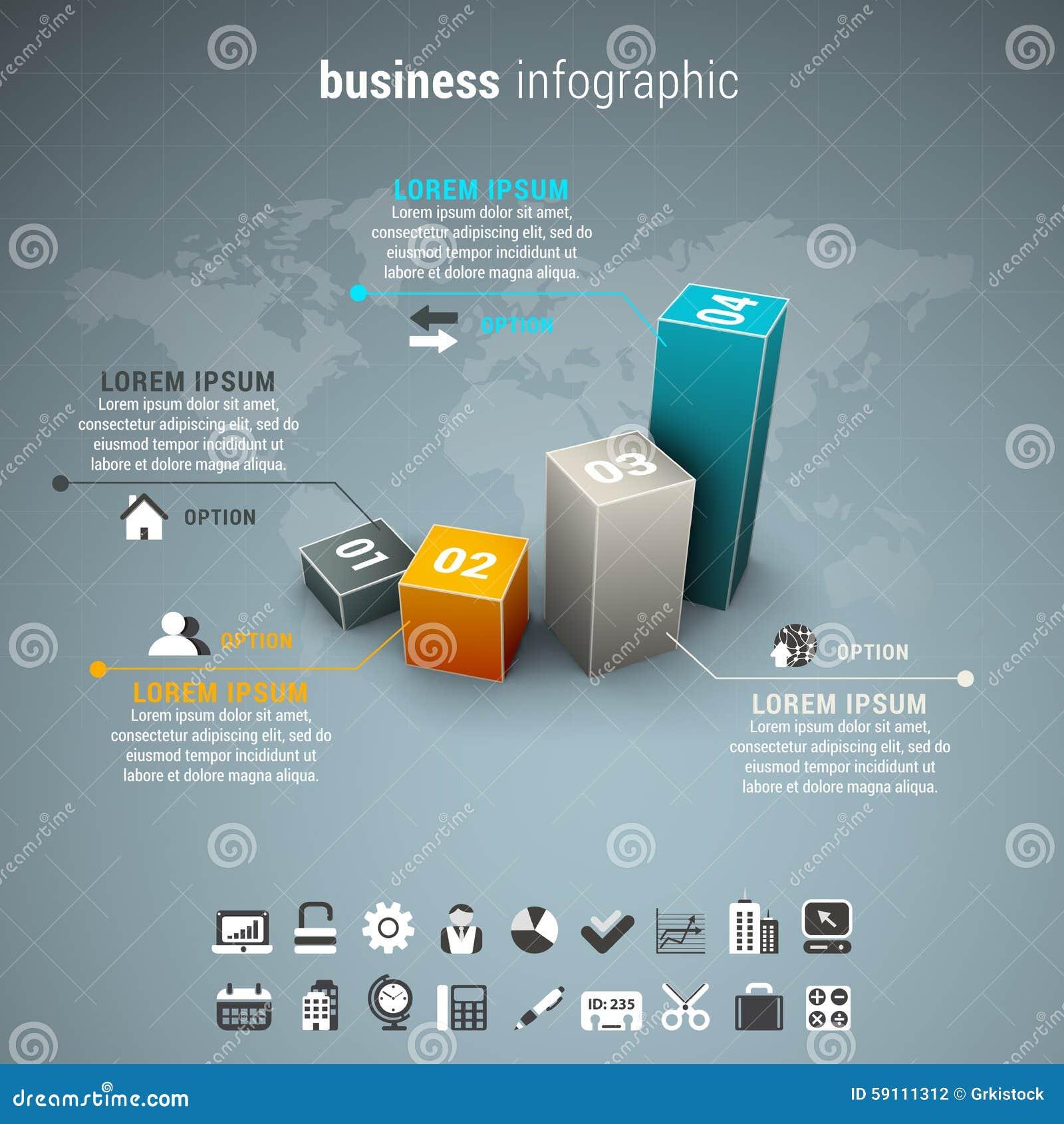 事务Infographic