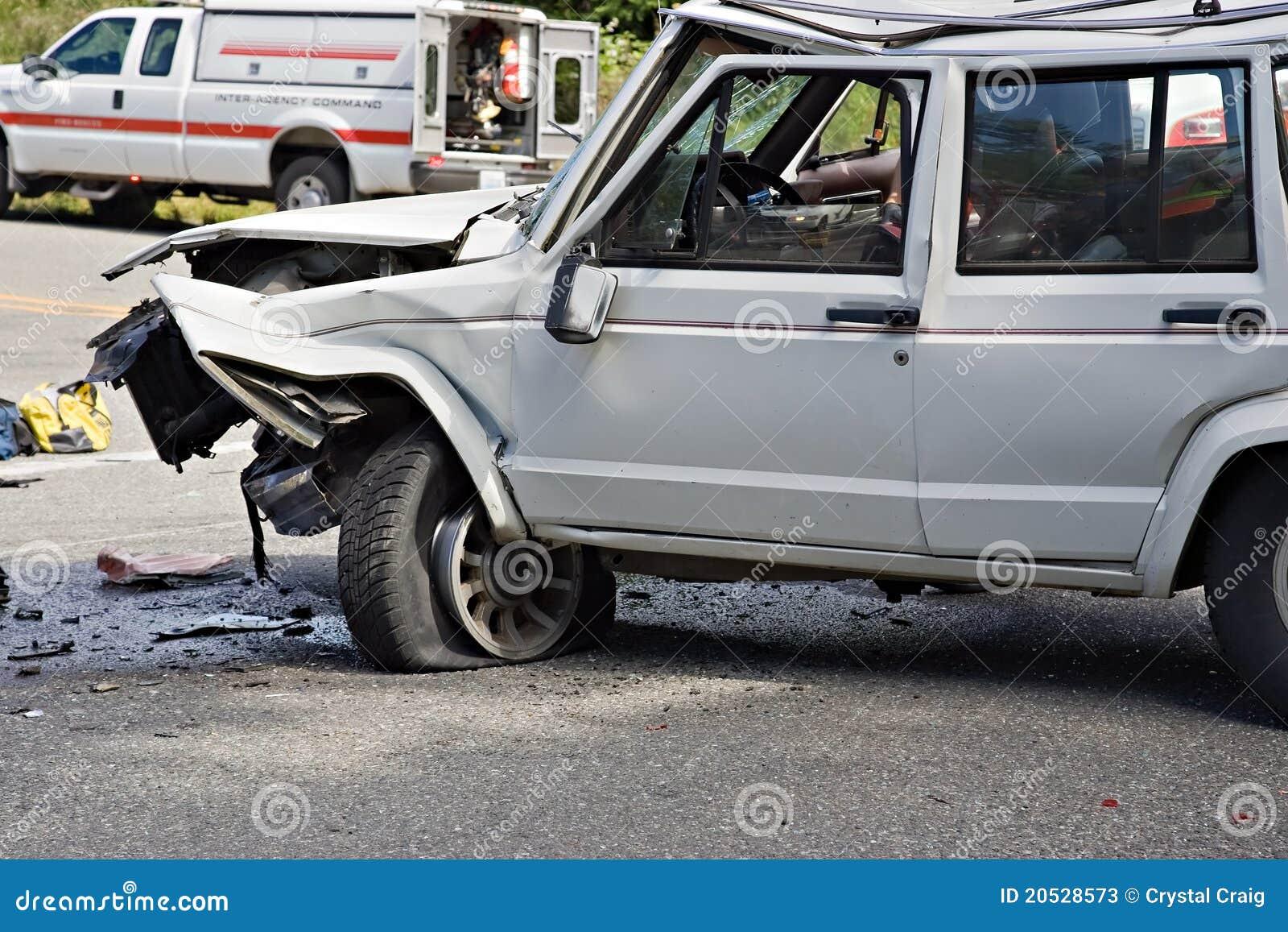 事故机动车