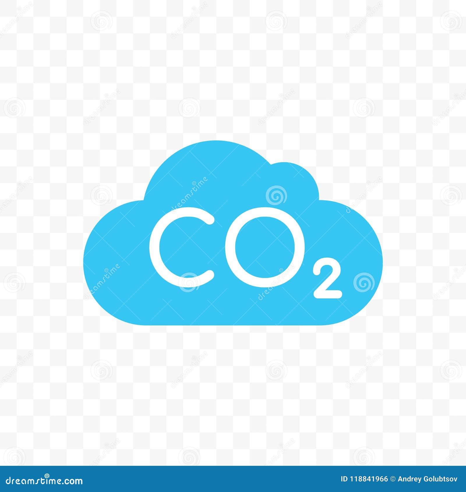 二氧化碳云彩碳污染传染媒介象