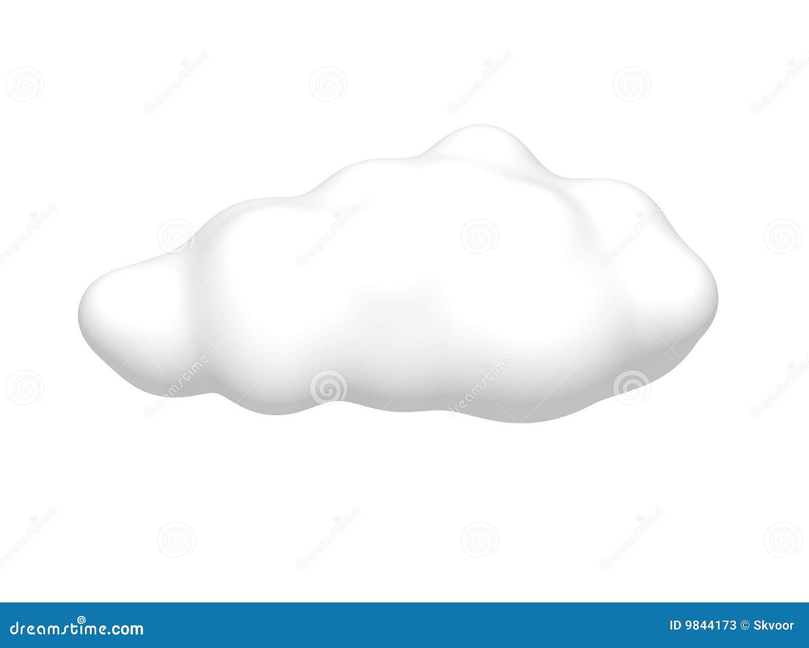 云彩查出的白色