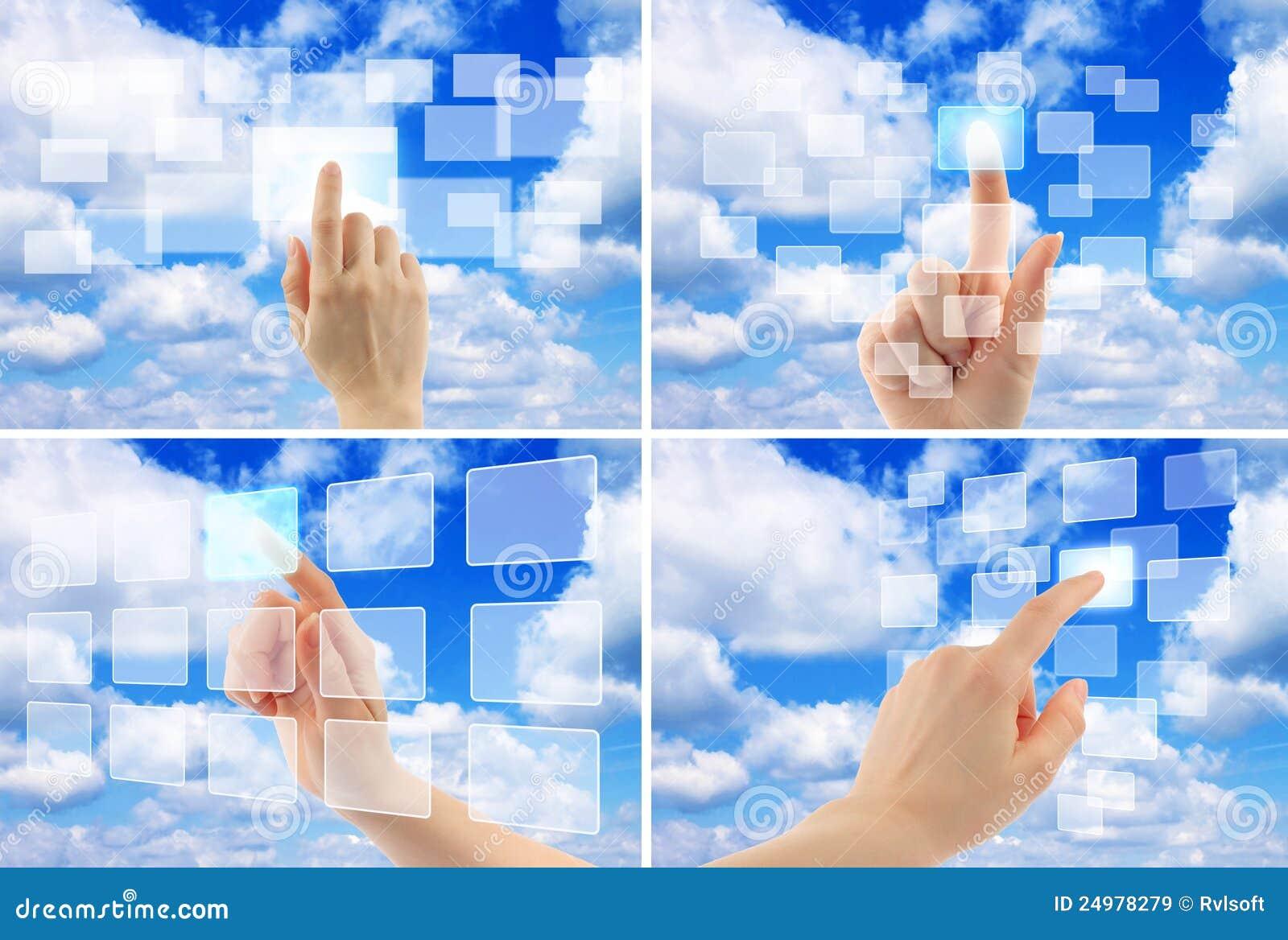 云彩计算的概念现有量妇女