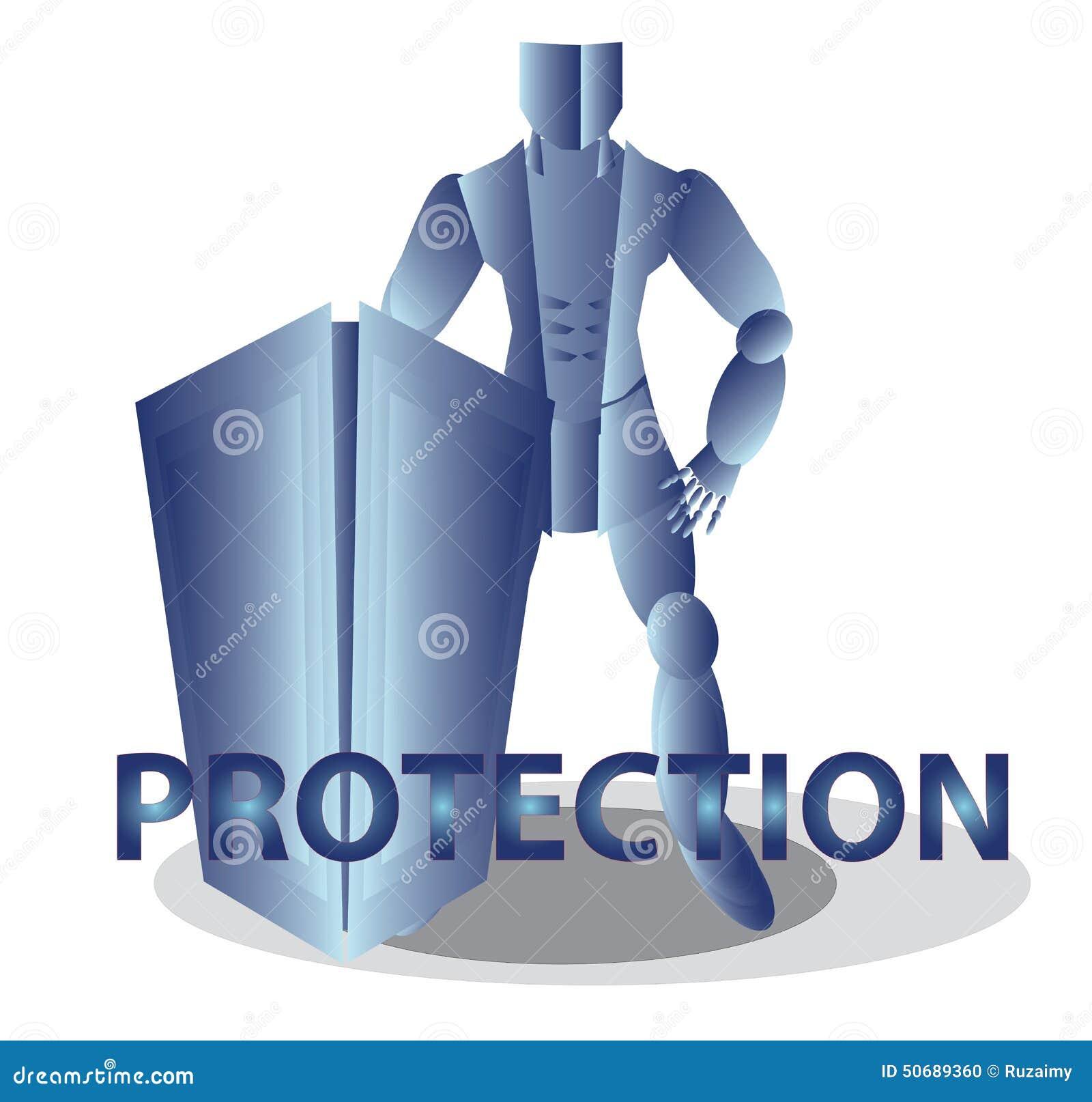 Download 互联网保护 库存例证. 插画 包括有 数据, 智能, 安全, 例证, 立场, 数字式, 笔记本, 机器人 - 50689360