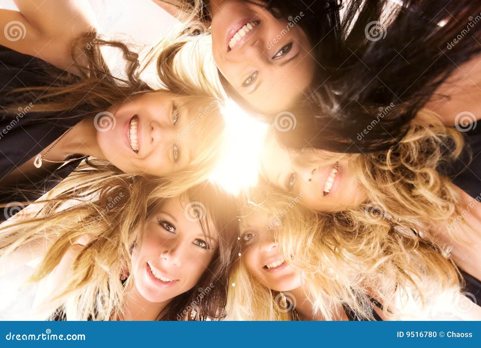 五名小组妇女