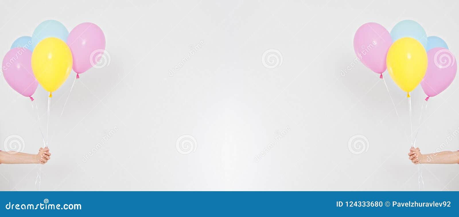 五颜六色的党迅速增加背景拼贴画,集合 庆祝,假日,夏天概念 构思设计餐馆模板 广告牌空白,顶视图
