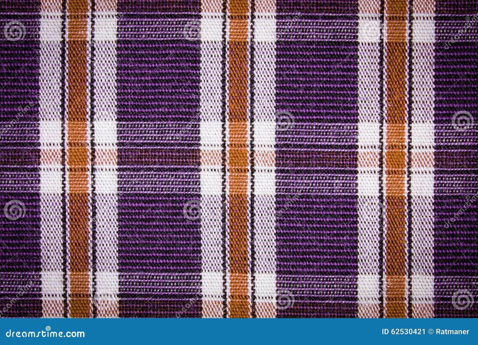 五颜六色的方格的衬衣当背景纹理
