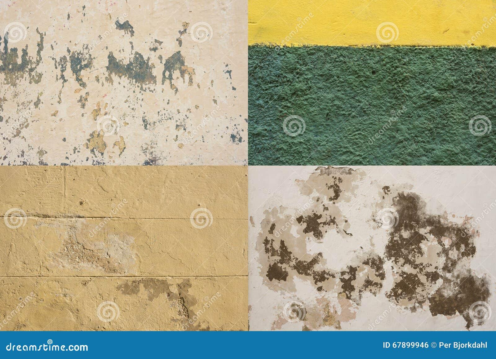 五颜六色的被佩带的墙壁哈瓦那#3