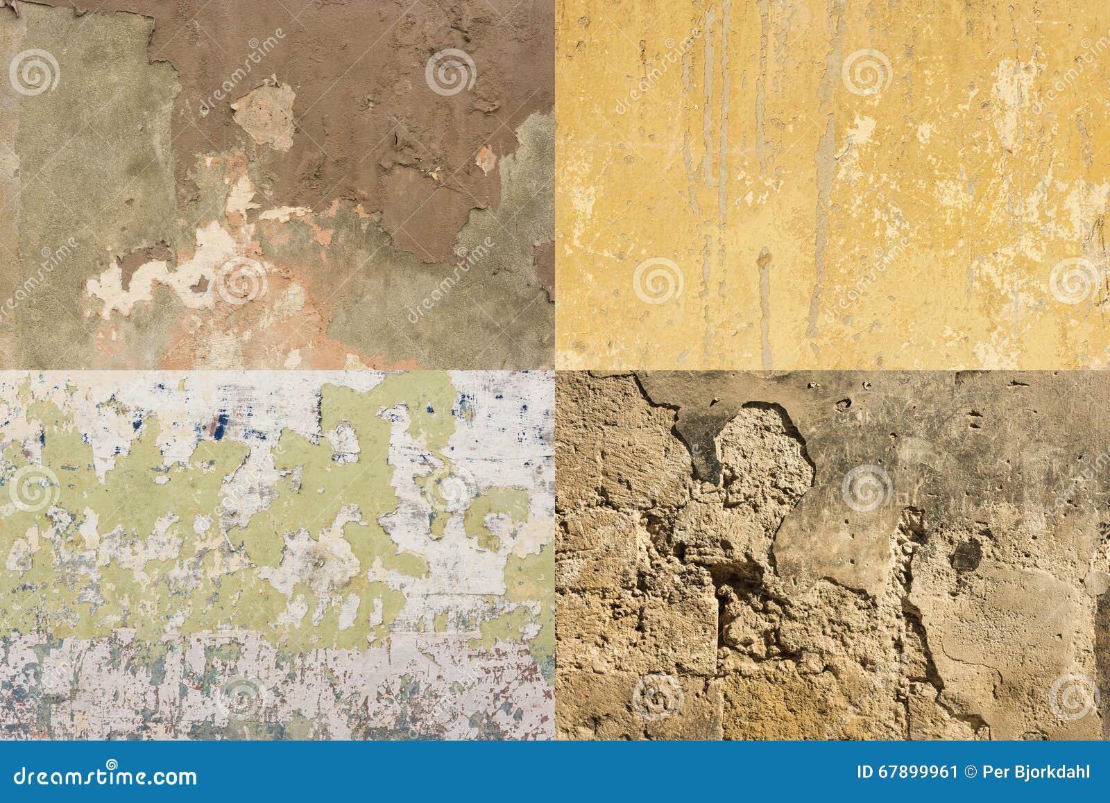 五颜六色的被佩带的墙壁哈瓦那#4