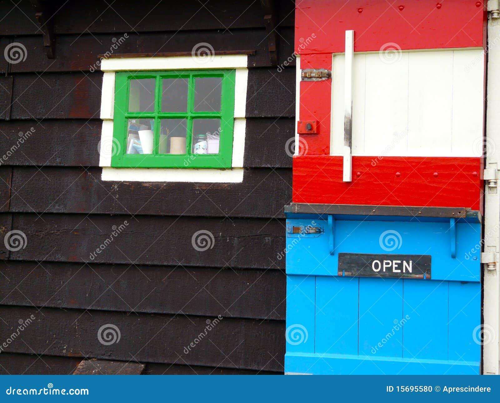 五颜六色的详细资料房子