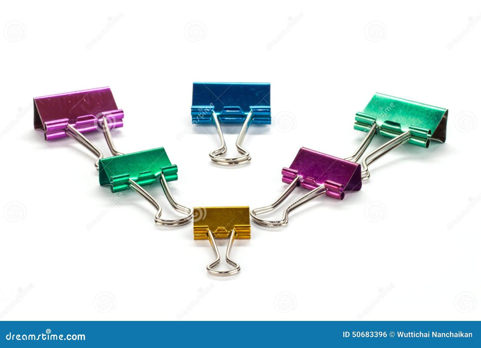 Download 五颜六色黏合剂的夹子 库存照片. 图片 包括有 装箱, 纸张, 对象, 商业, backarrow, 金属 - 50683396