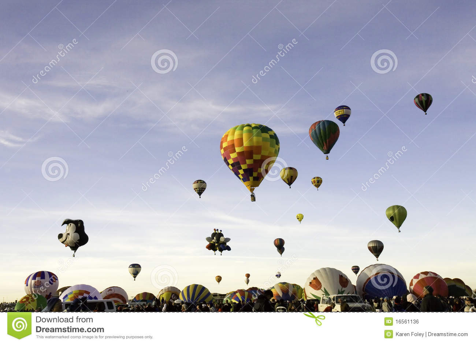 亚伯科基ascention气球节日质量