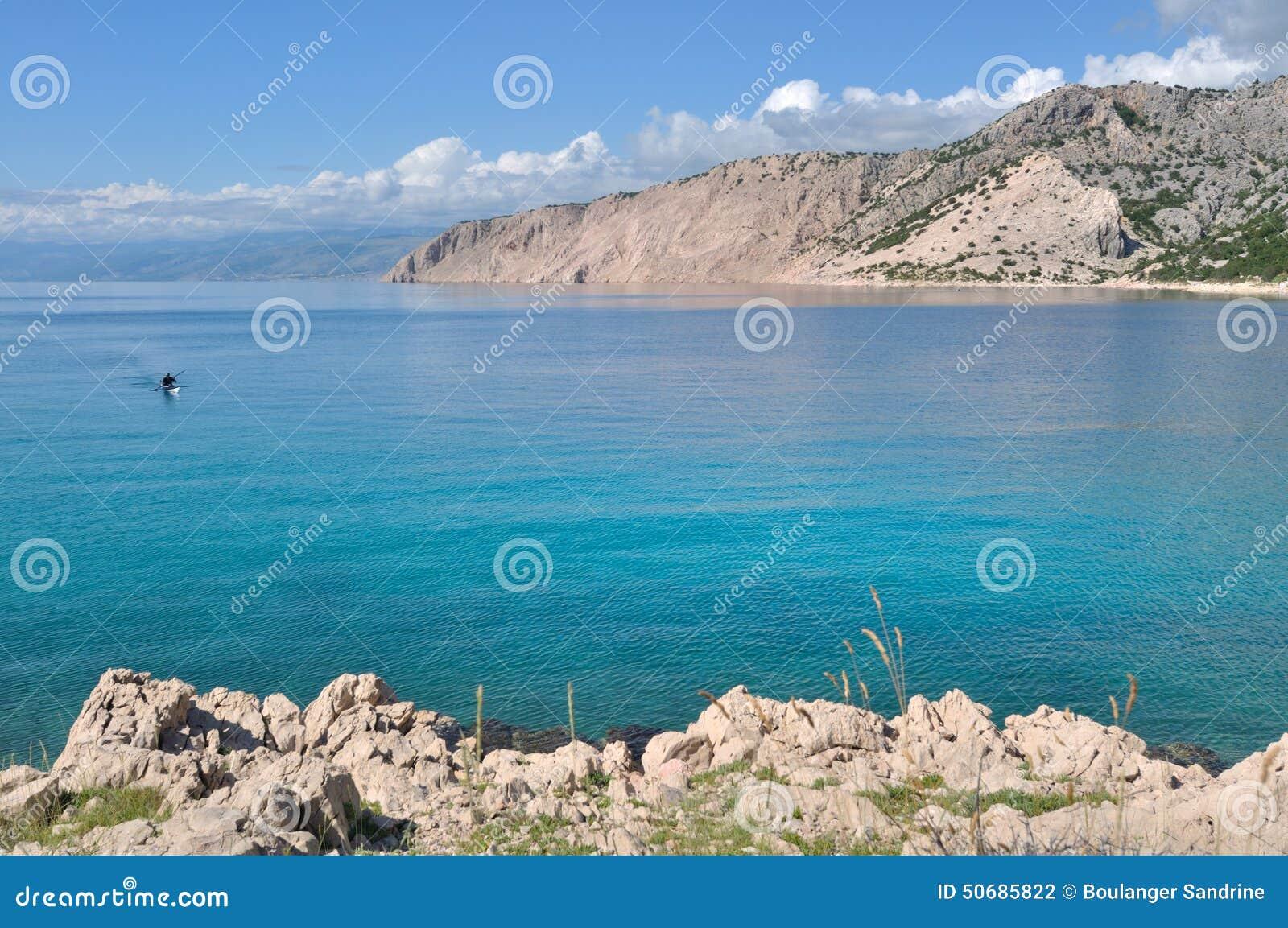Download 亚得里亚海的克罗地亚海运 库存照片. 图片 包括有 小海湾, 旅游业, 小珠靠岸的, 的adolphe, 海运 - 50685822