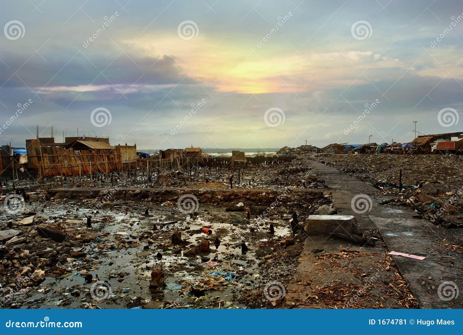 亚洲城市灾害