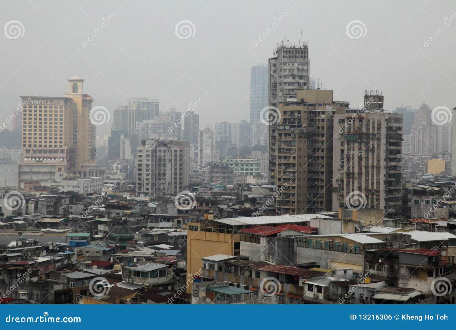 亚洲贫民窟
