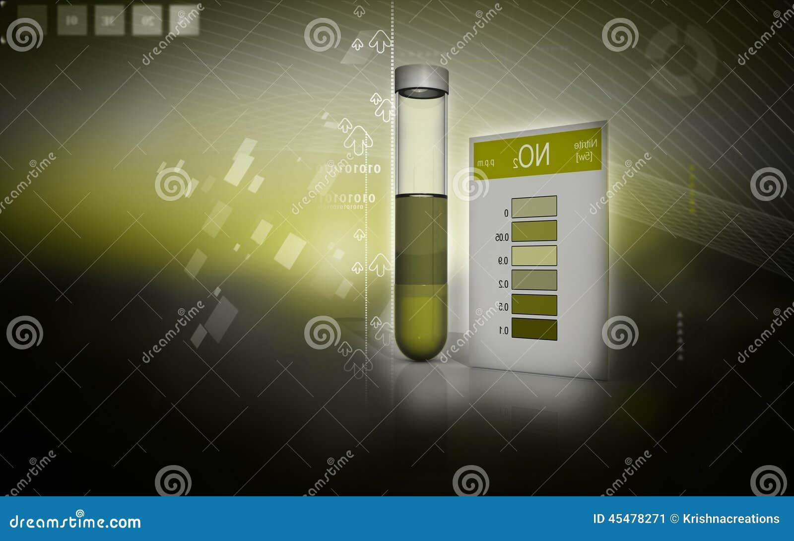 亚硝酸盐测试