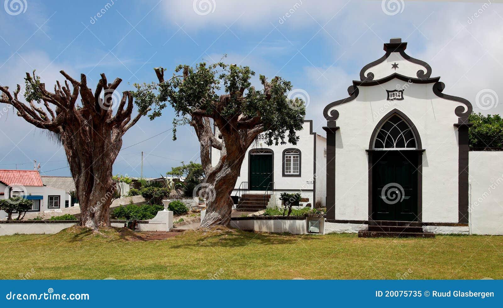 亚速尔群岛教会海岛pico