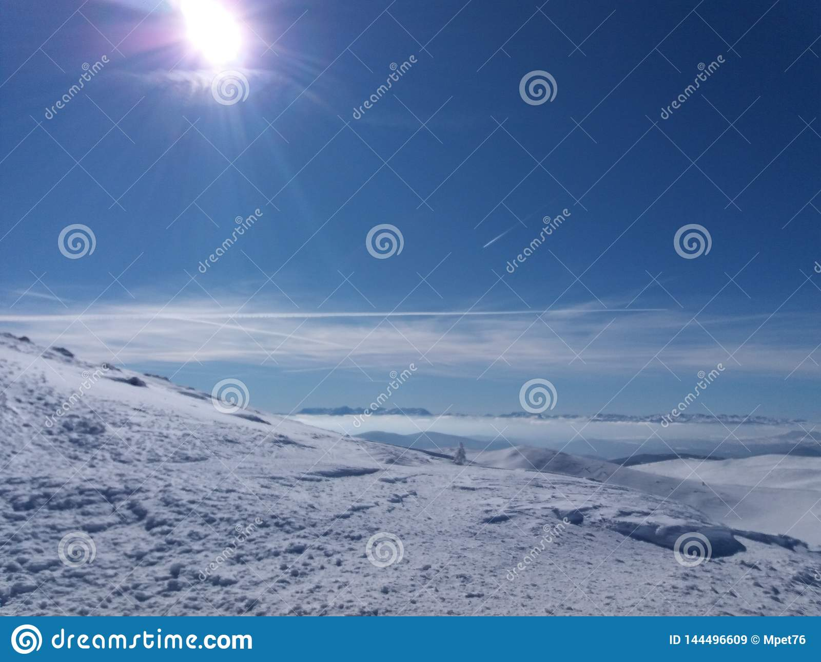 亚霍里纳山-滑雪场