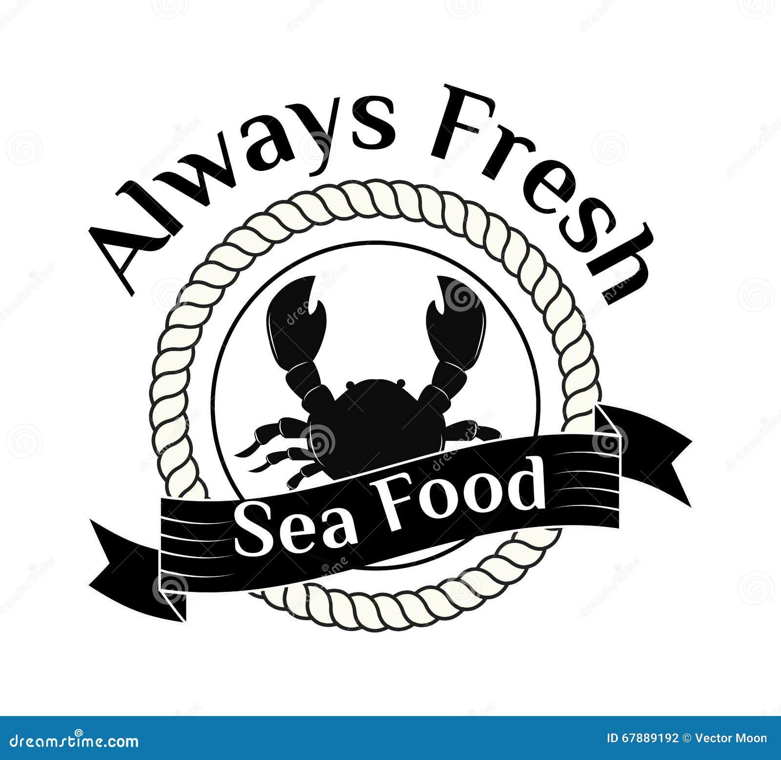 亚洲食物商标传染媒介例证