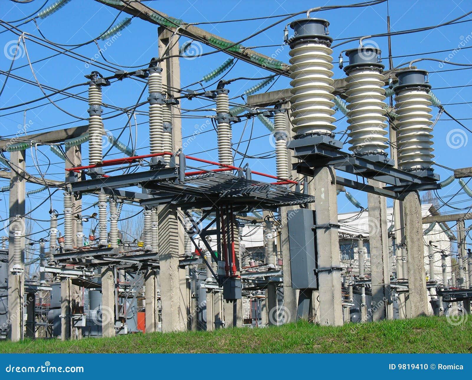 交换器电设备高压电汇