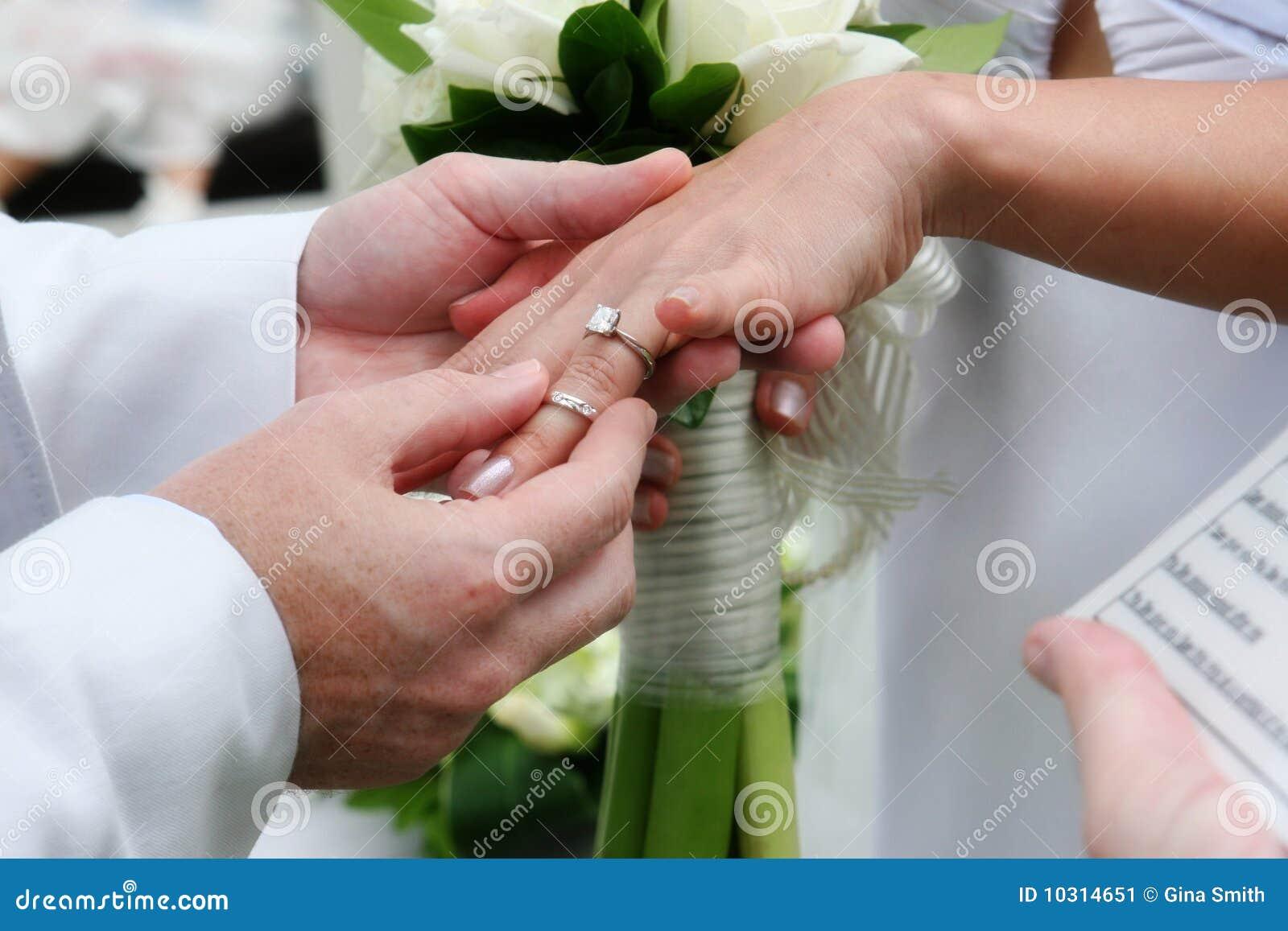交换婚姻的环形