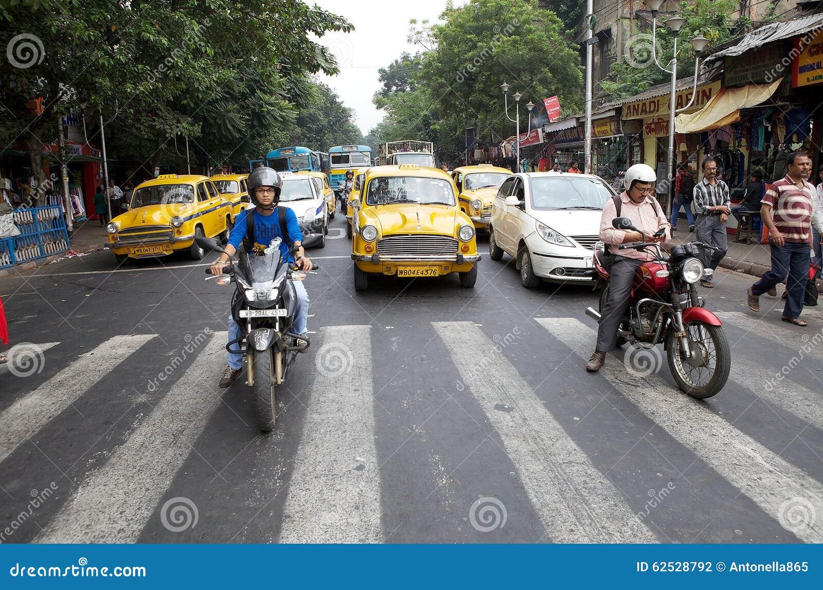 交通在加尔各答,印度