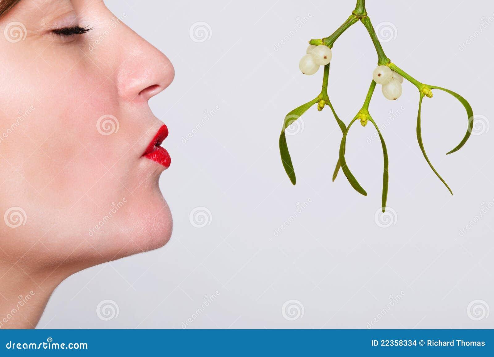 亲吻在槲寄生之下