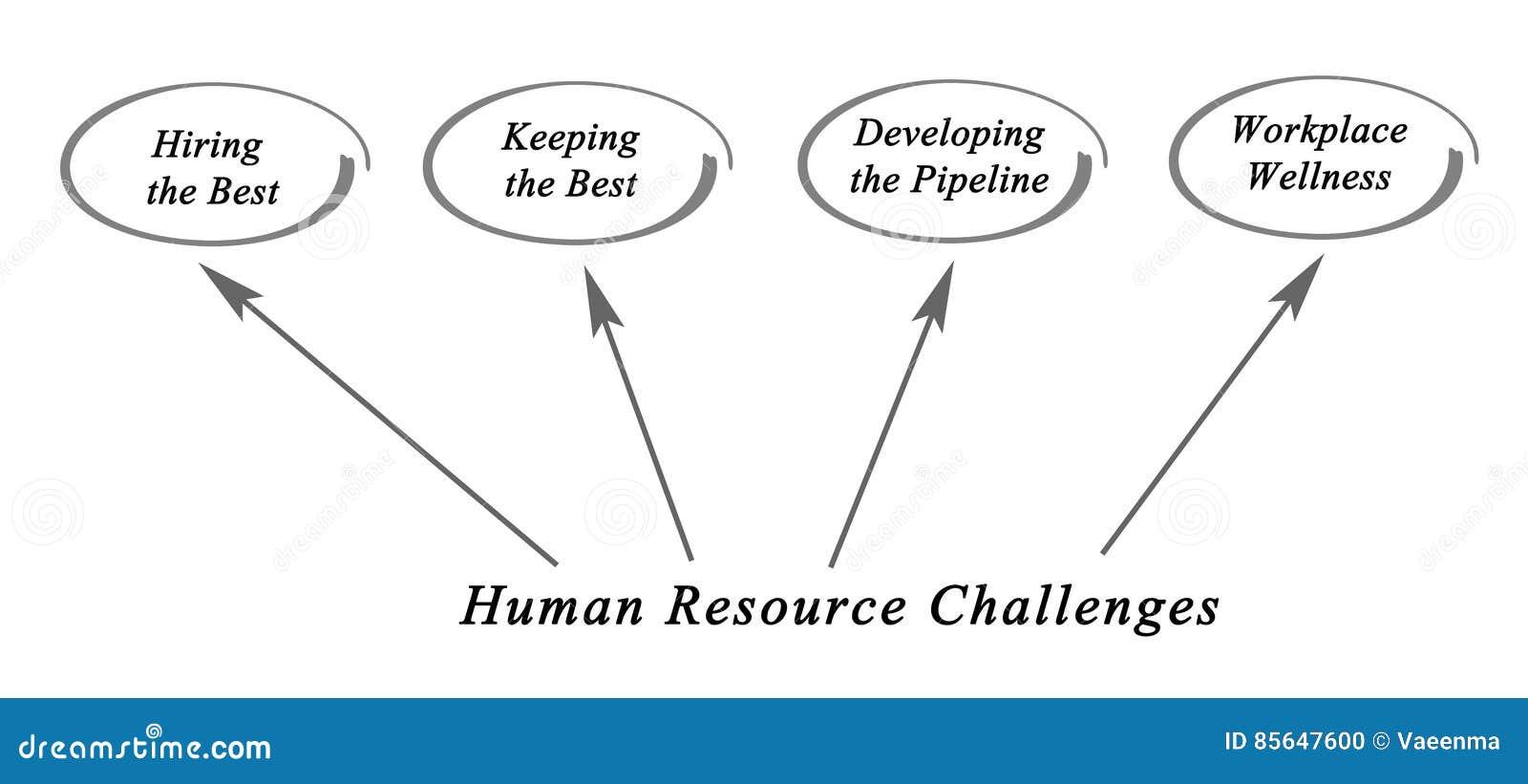 人力资源挑战