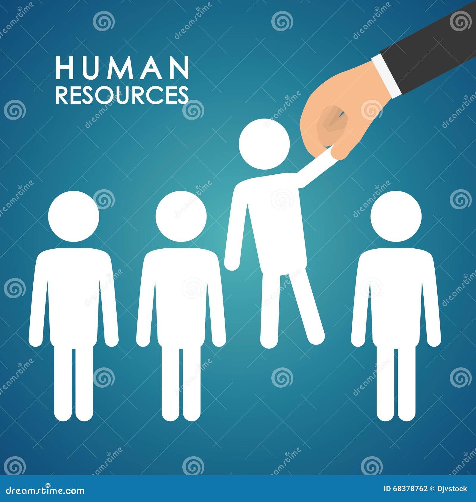 与象设计,传染媒介例证10 eps图表的人力资源概念.图片