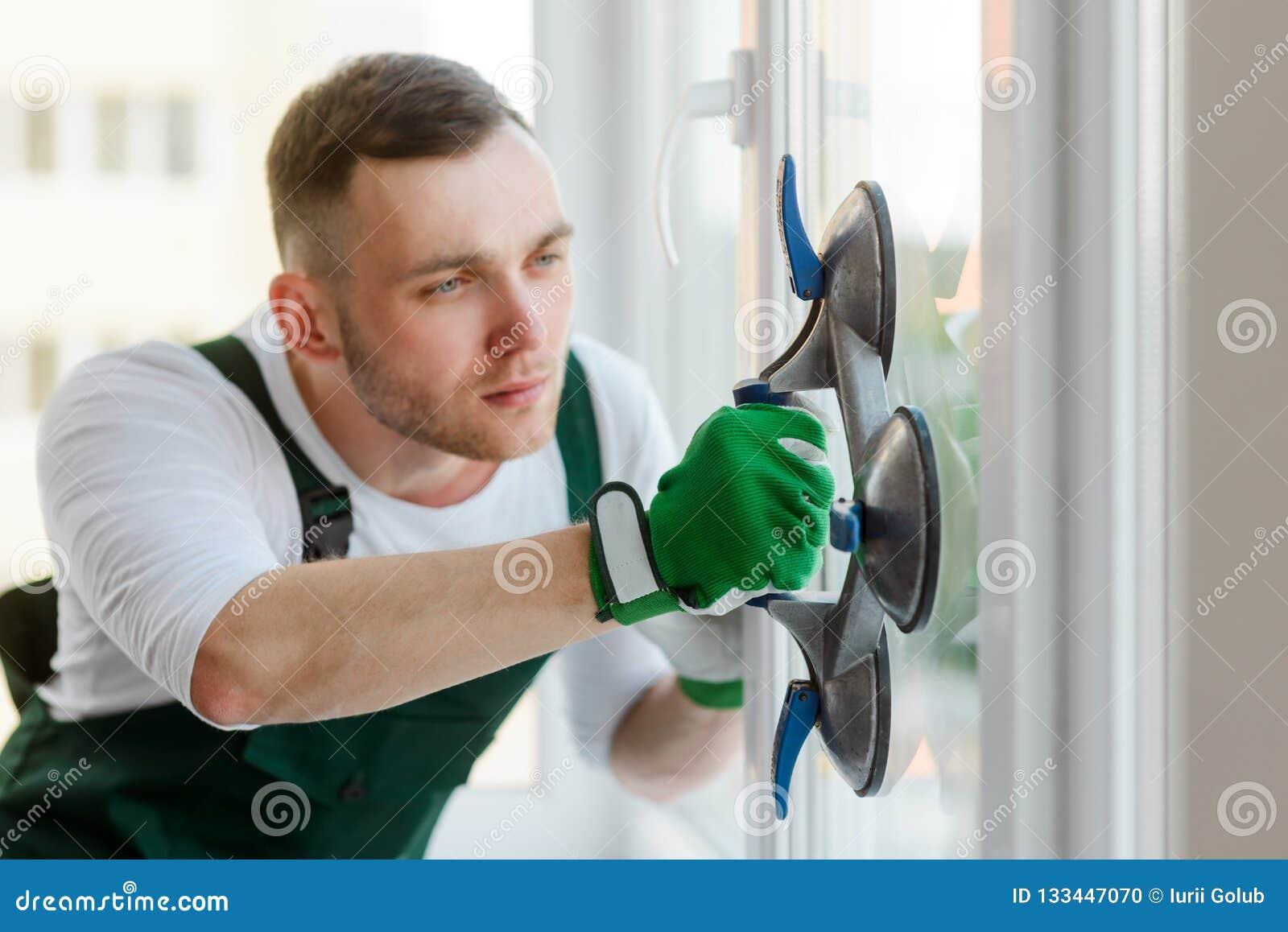 人安装一个窗口
