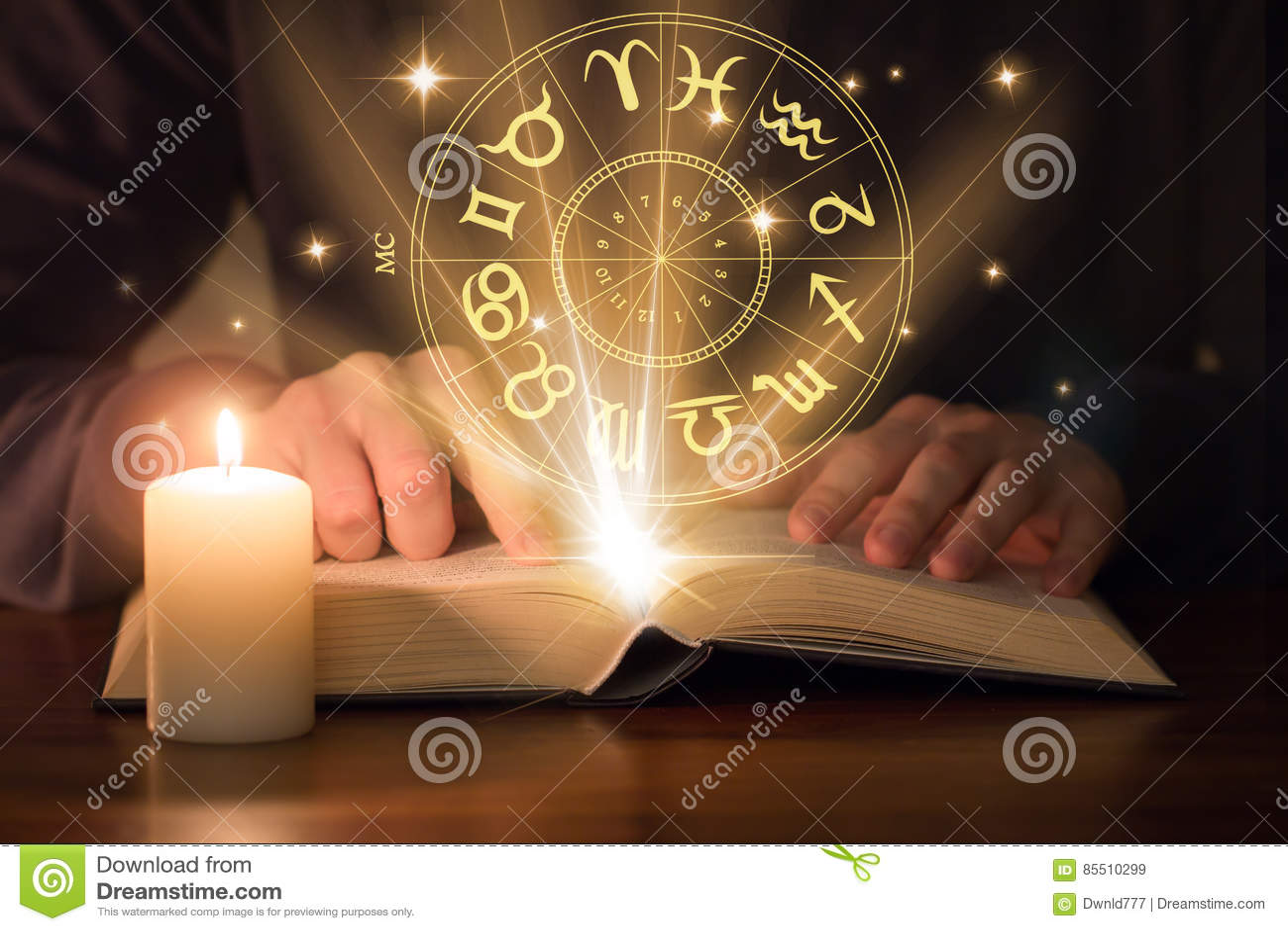 人读书占星术书