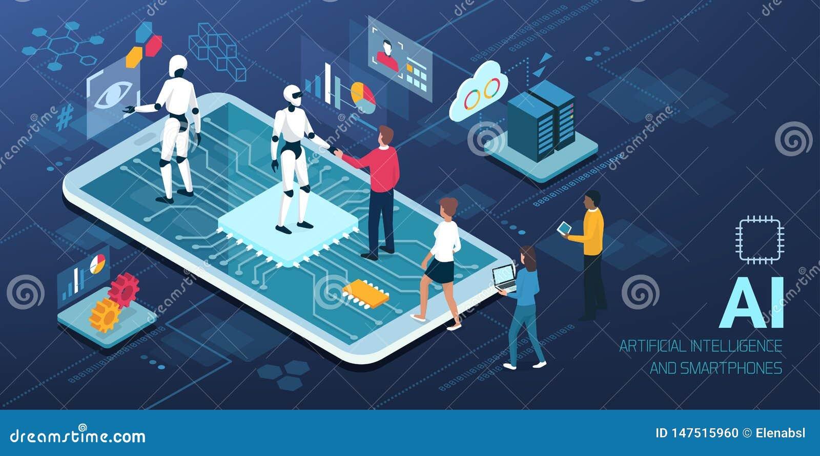 人AI互作用,遇见机器人的人们
