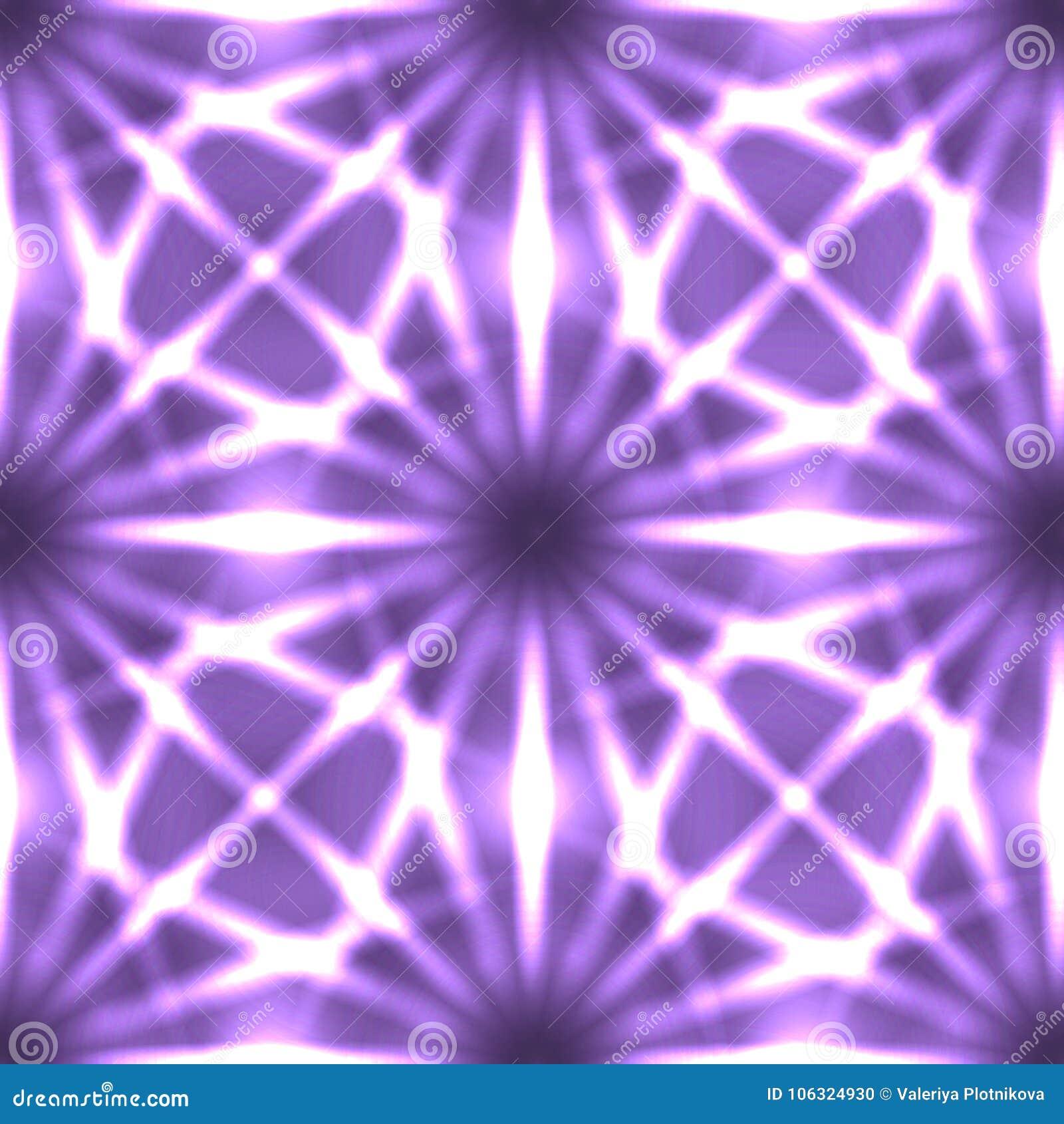 从光芒和线的无缝的霓虹纹理在黑暗的背景