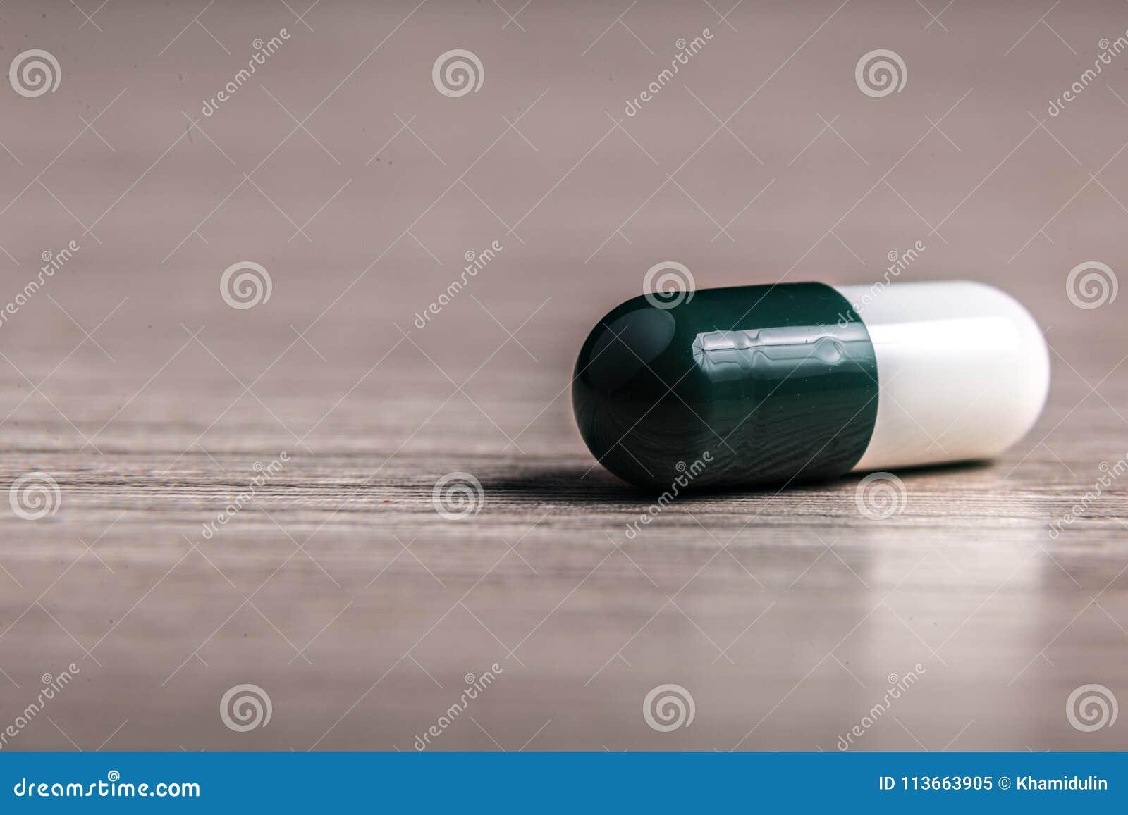 以粉末的形式医药准备在胶囊