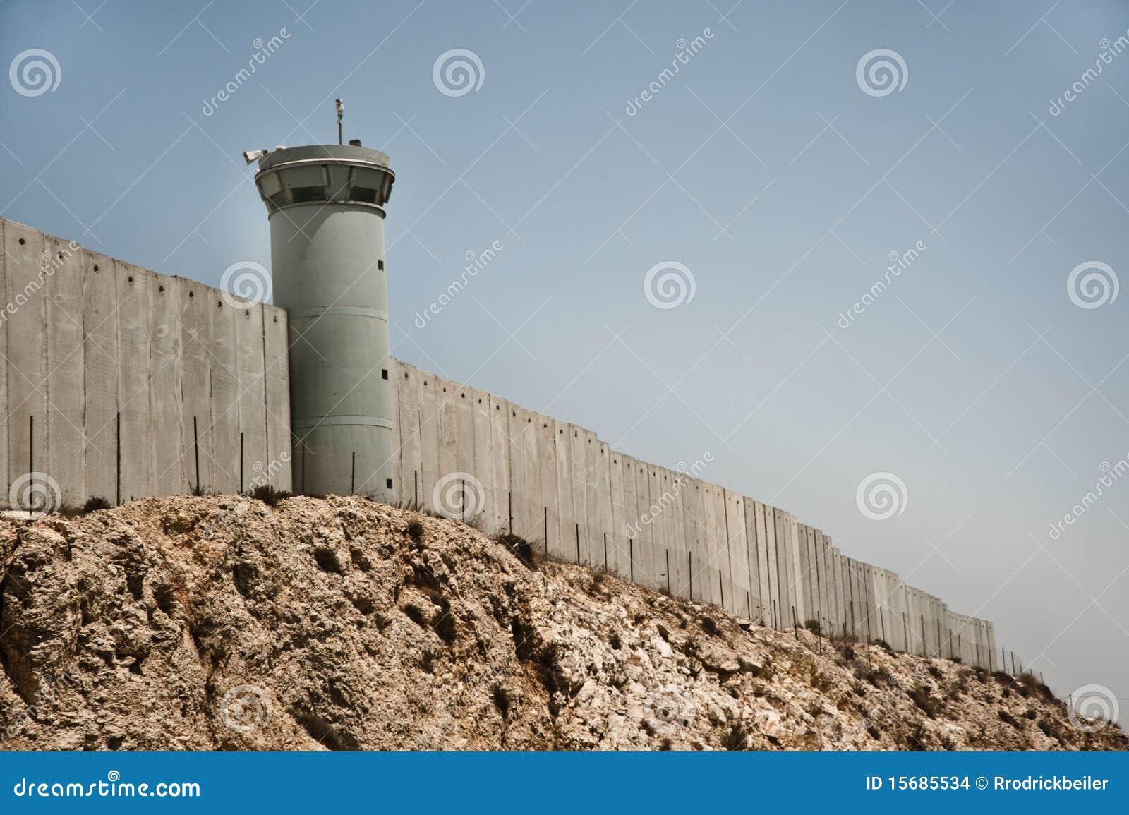 以色列分隔墙壁
