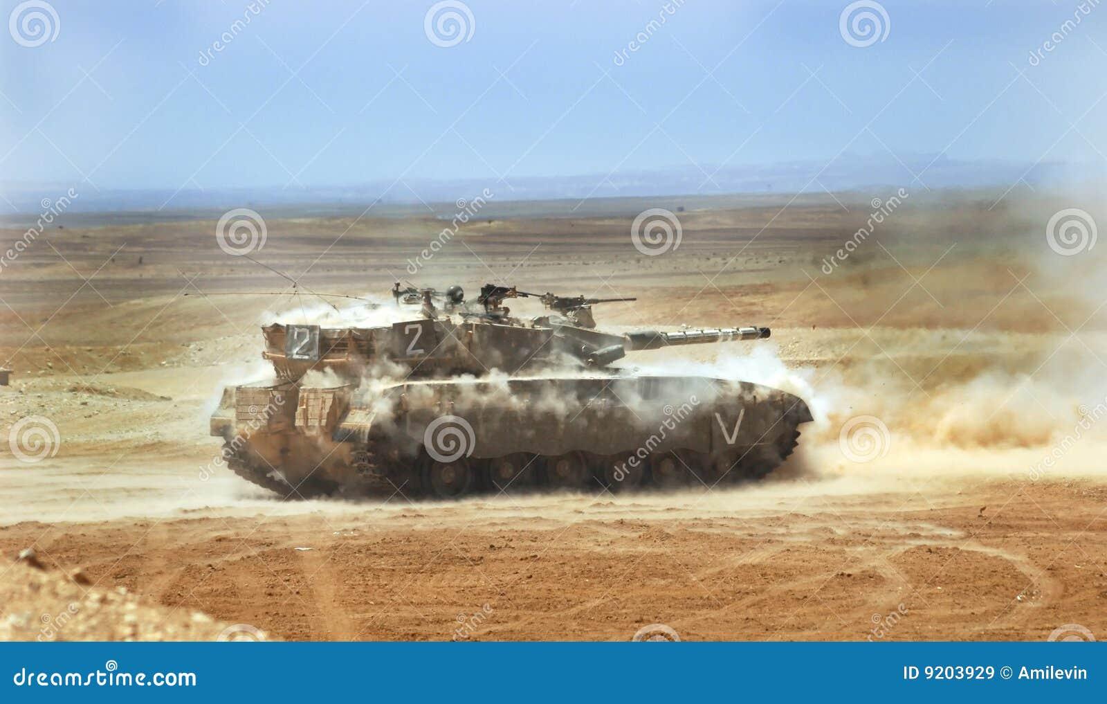 以色列merkava坦克
