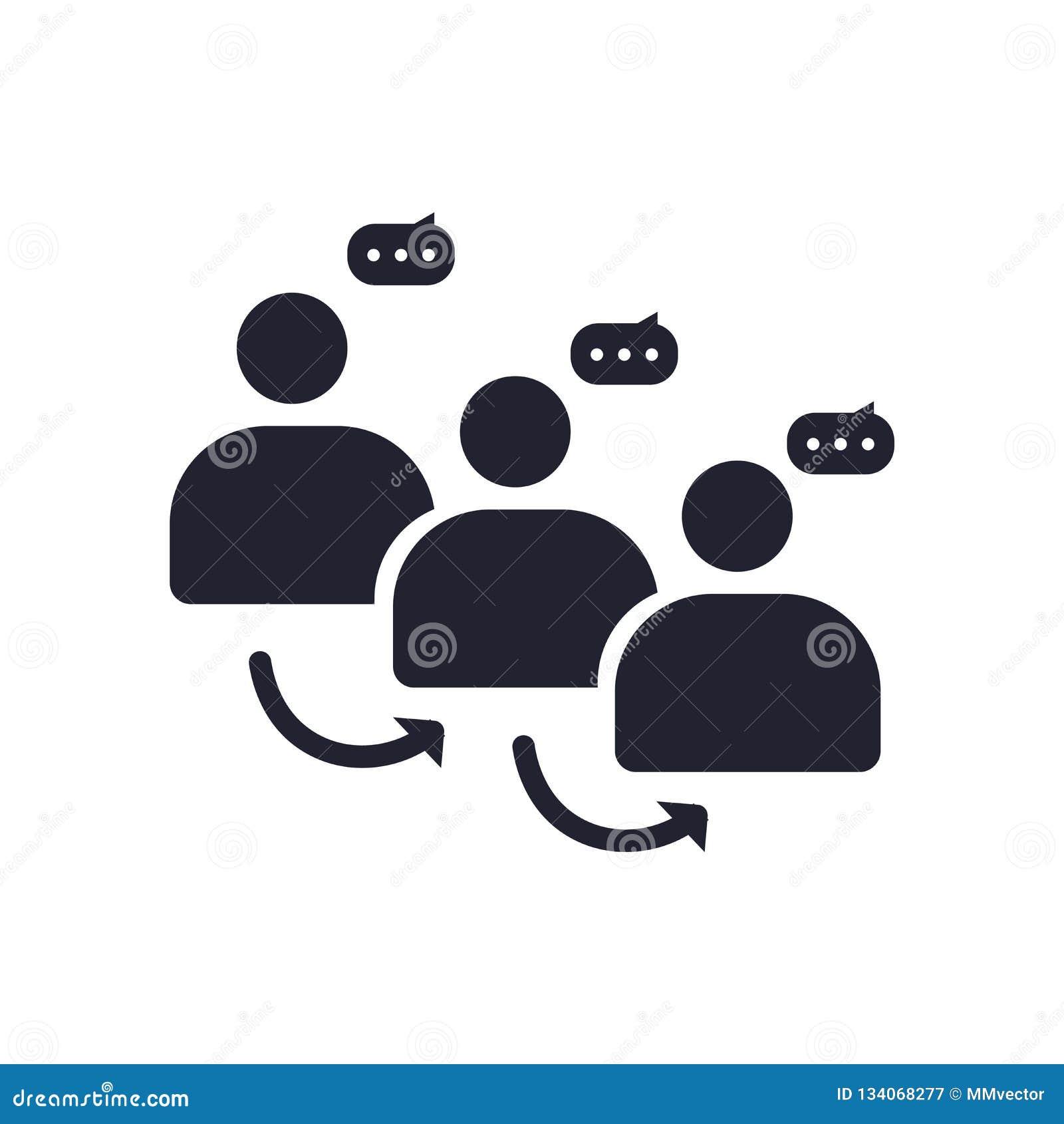份额象在白色背景和标志隔绝的传染媒介标志,份额商标概念