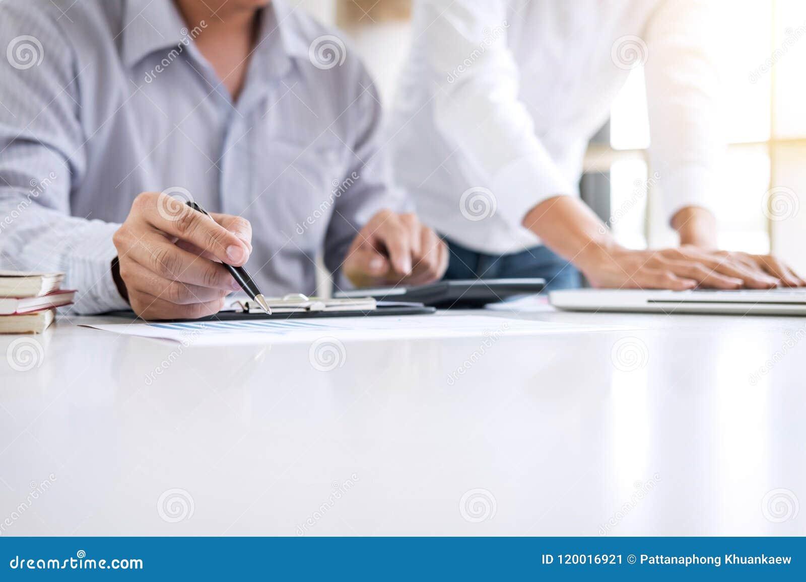 企业会计或银行家,商务伙伴计算和