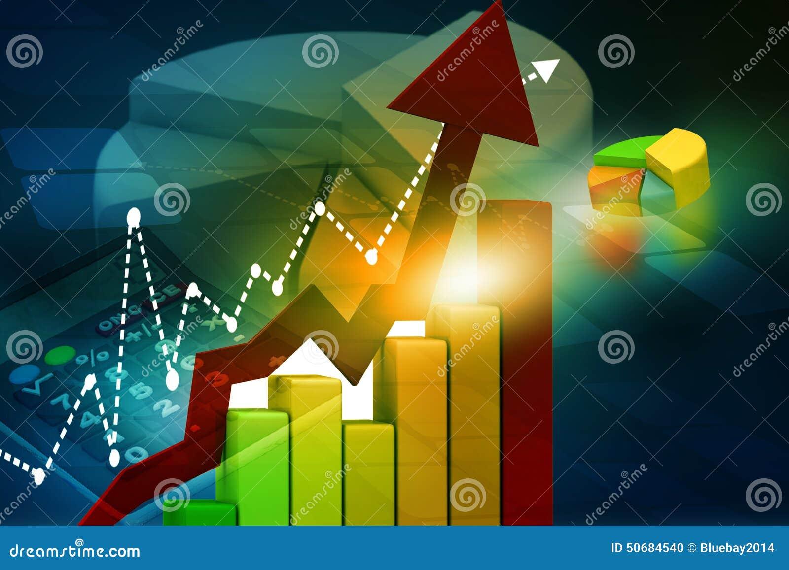 Download 企业动态图形宏指令销售额 库存例证. 插画 包括有 利润, 市场, 五颜六色, 图形, 配置文件, 绘制 - 50684540
