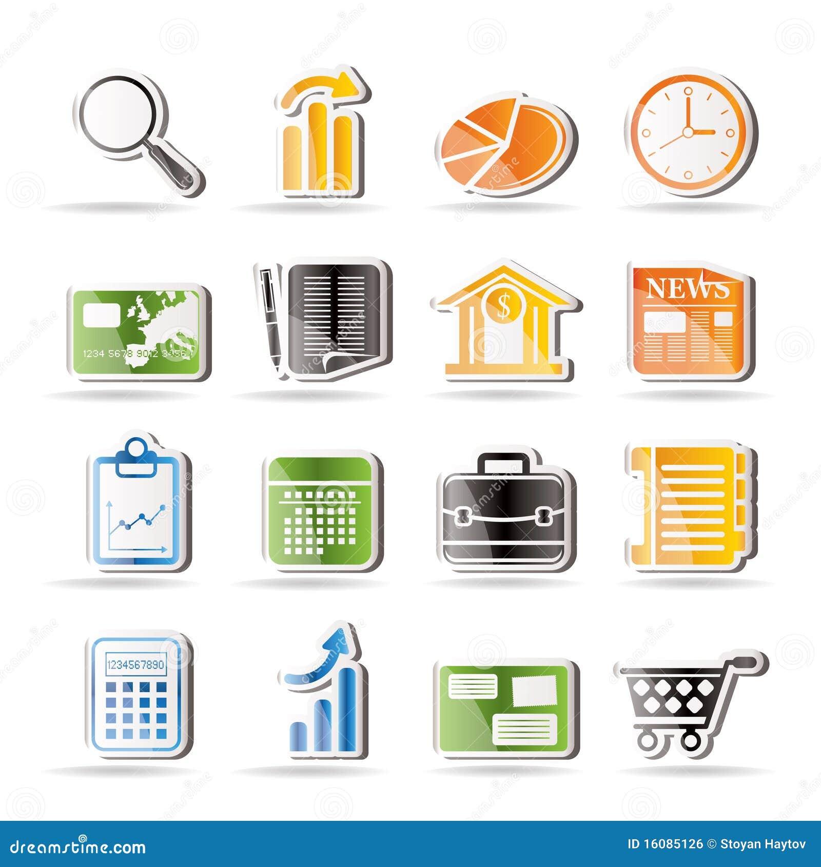 企业图标互联网办公室