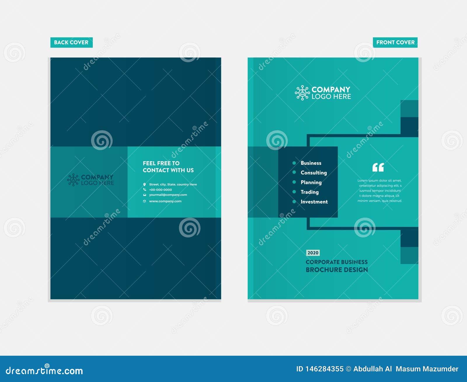 企业小册子封面设计