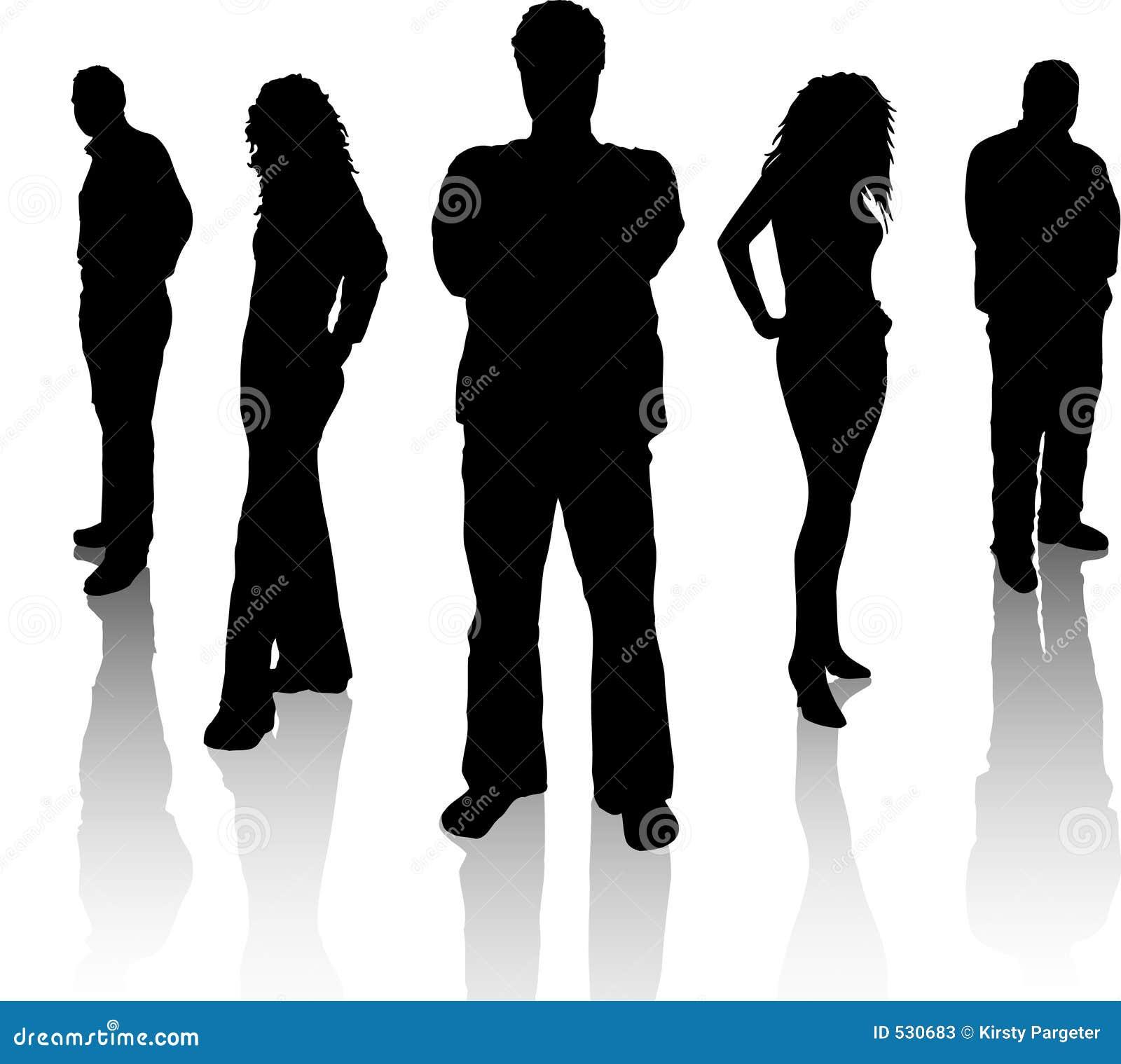 Download 企业小组 向量例证. 插画 包括有 人们, 朋友, 性感, 工作, 向量, 背包, 男朋友, 人群, 妇女, 例证 - 530683