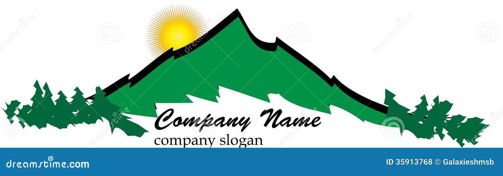 企业山商标