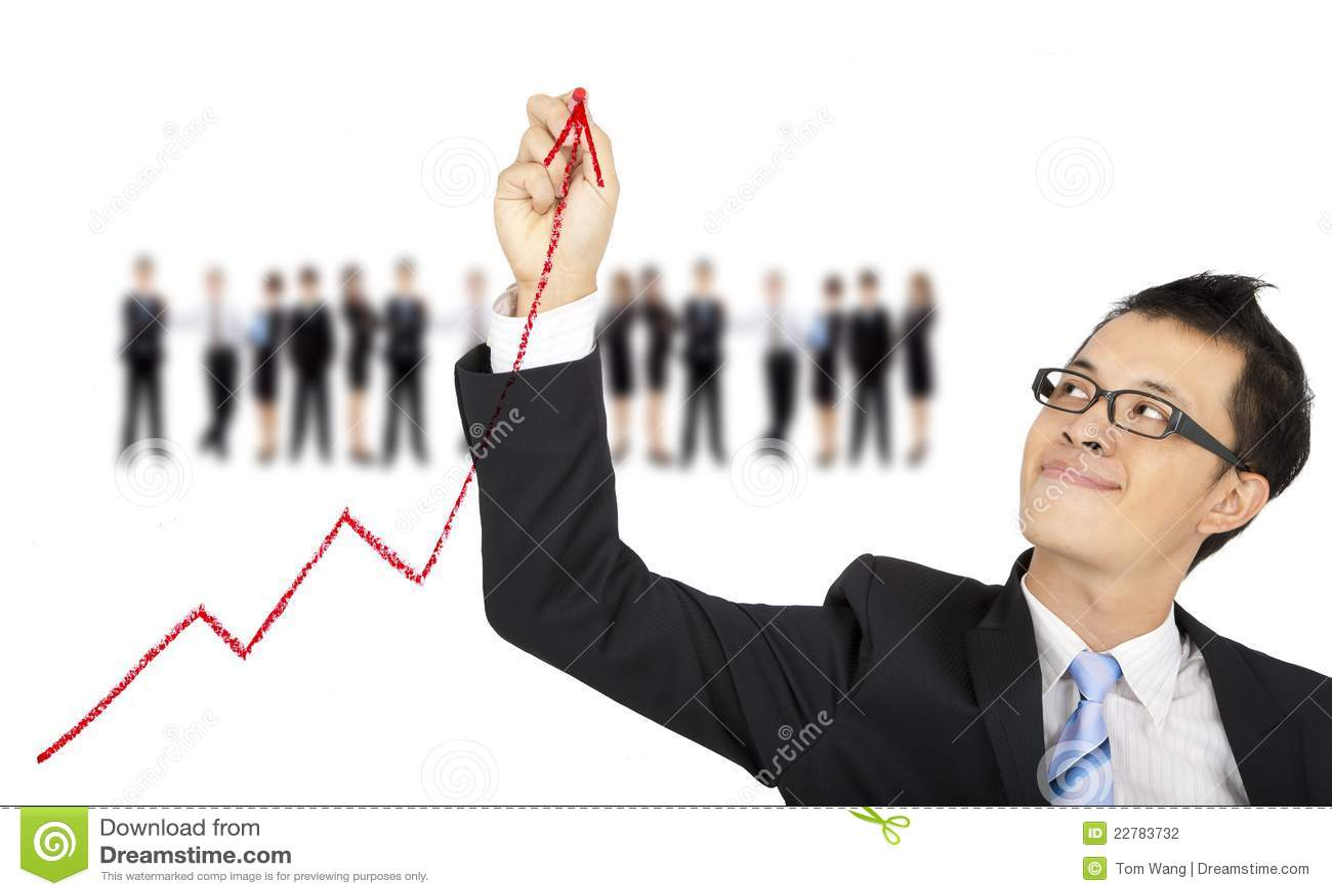 企业生意人图画图形