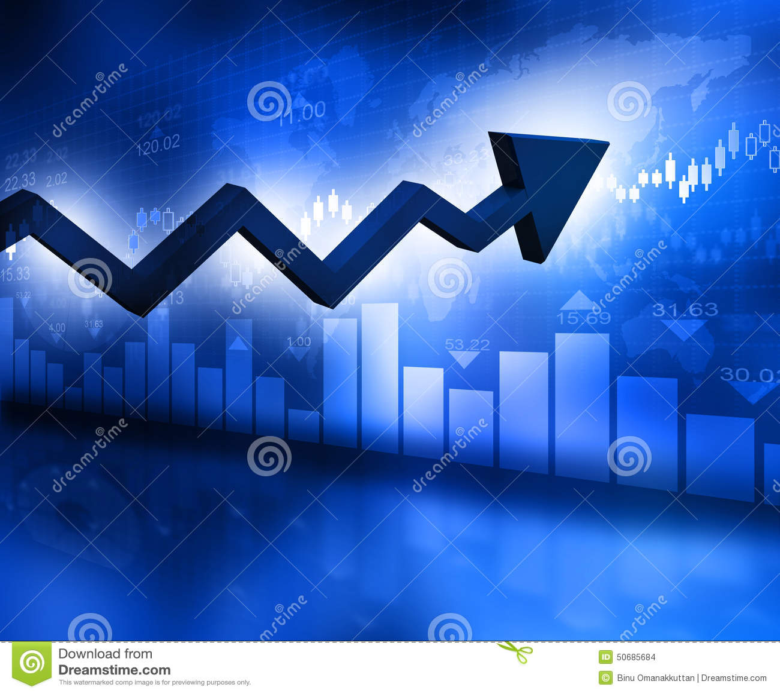 Download 企业箭头图表 库存例证. 插画 包括有 增长, 概念, 绘制, 预测, 横幅提供资金的, beautifuler - 50685684