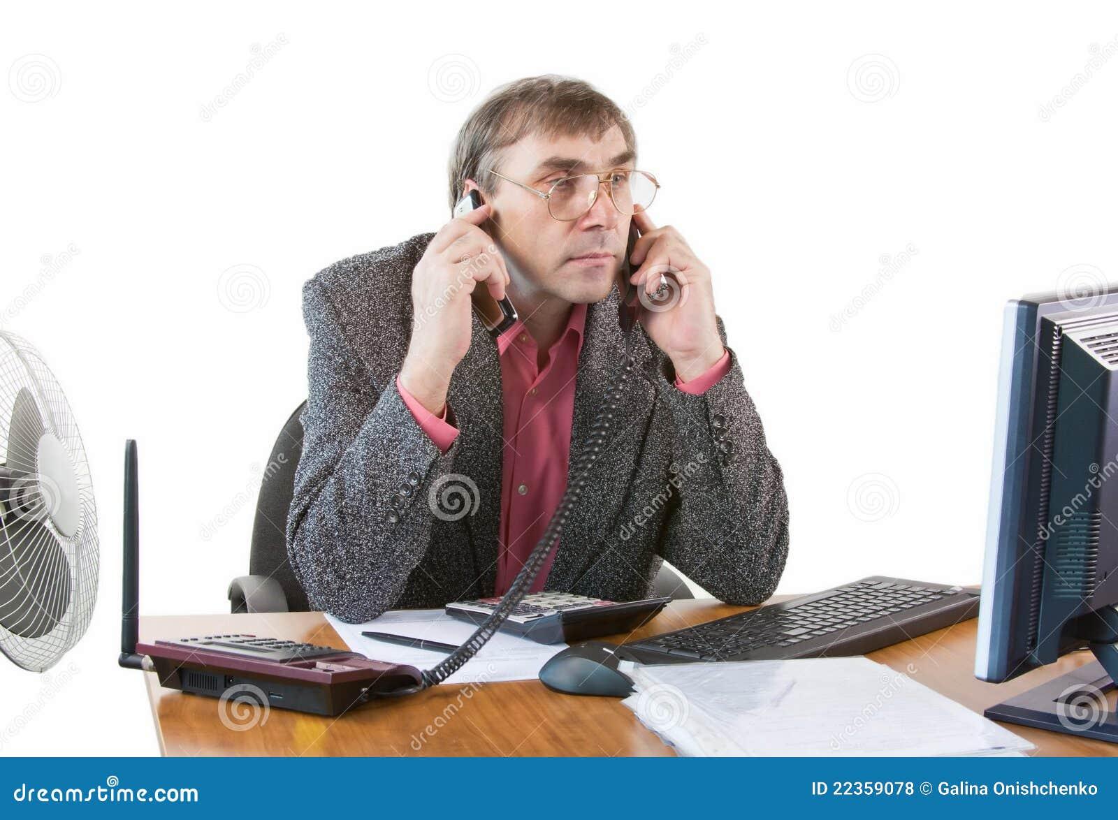 企业计算机人事务