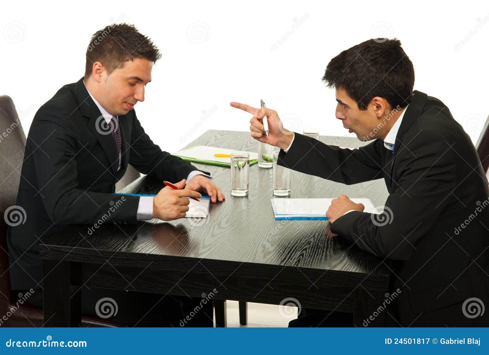 企业论述会议人