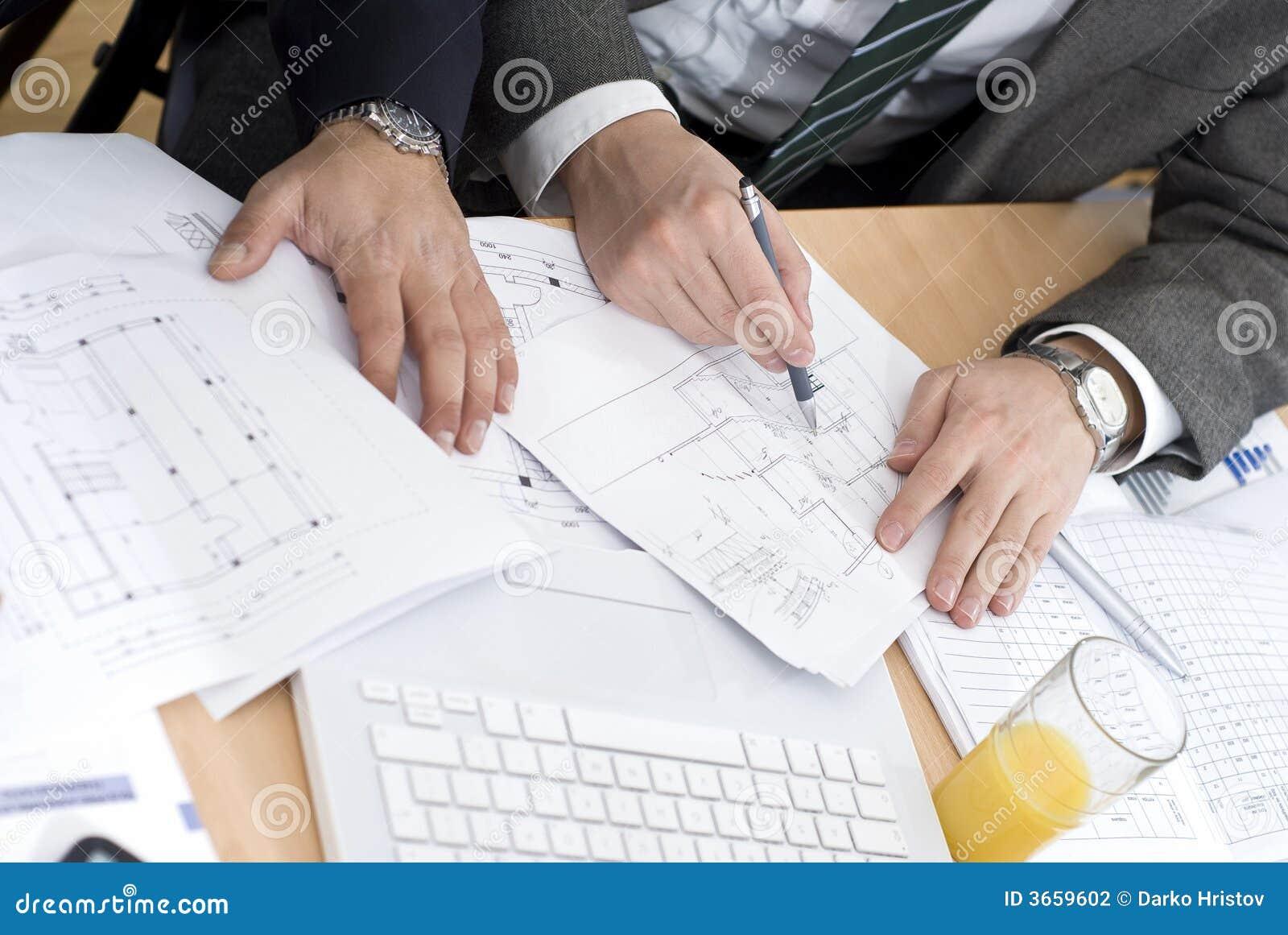 企业详细资料会议