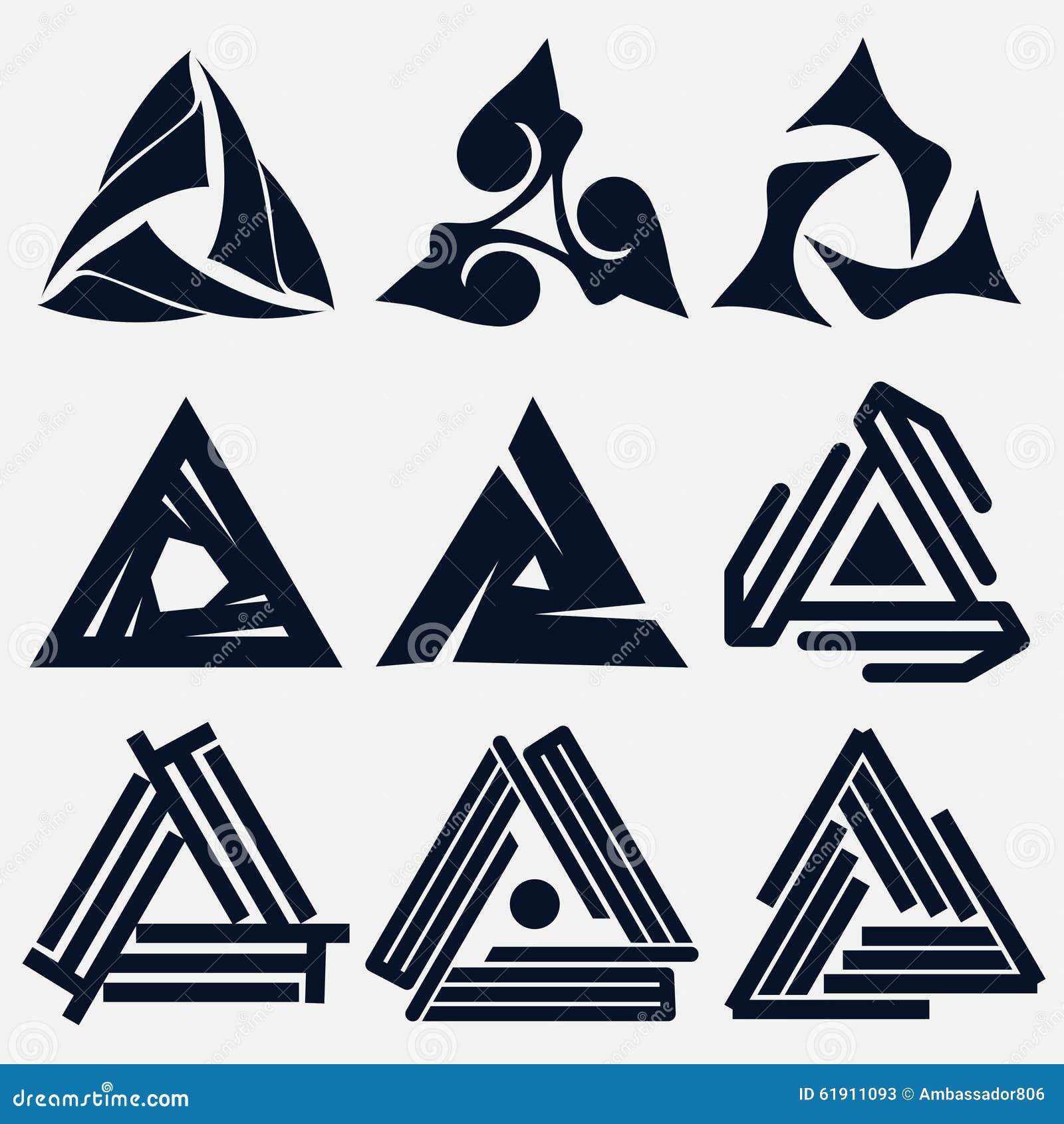 企业环�yk��/(9�!�*_企业象征集合,蓝色结标志,曲线使象成环-导航例证.