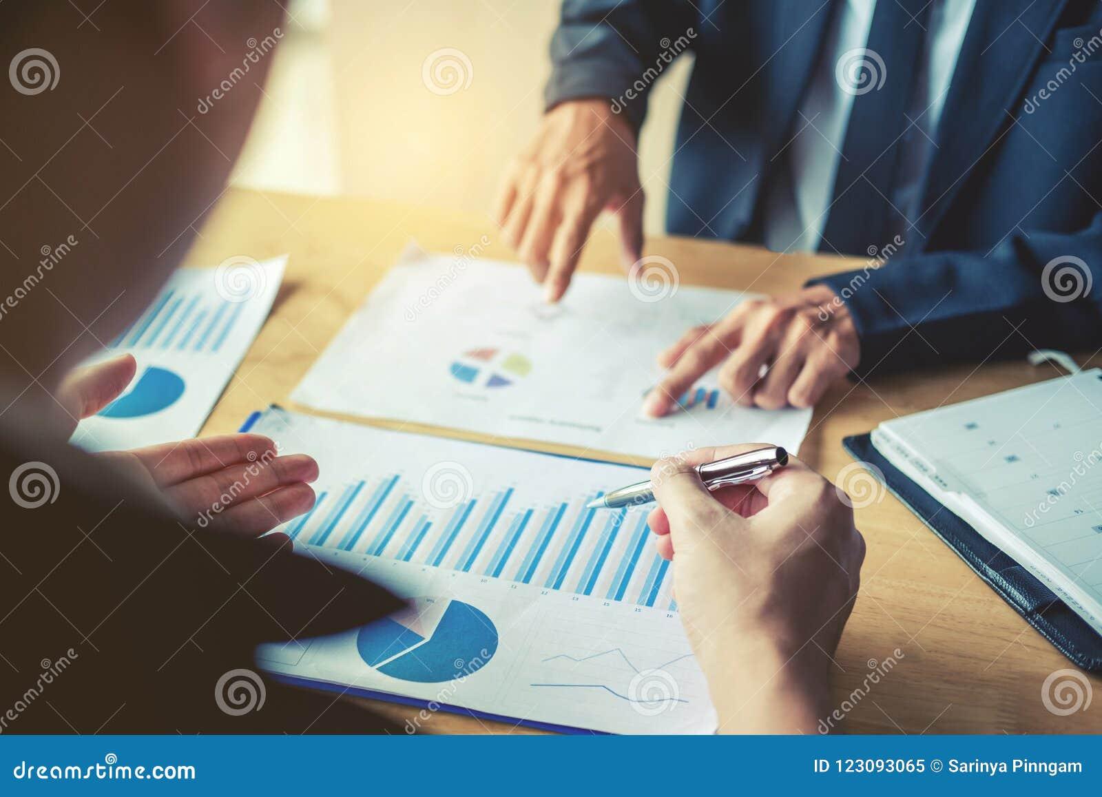 企业遇见计划战略分析圆盘的队同事